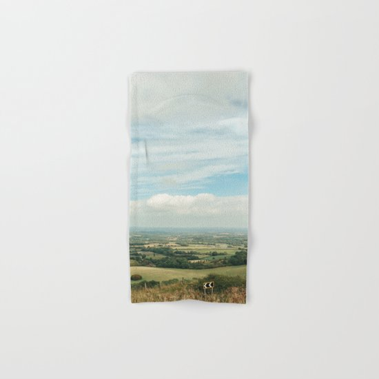 I Can See For Miles Hand & Bath Towel