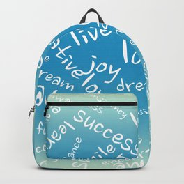 highlight the good stuff Backpack