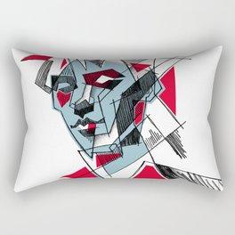 peter murphy 2 Rectangular Pillow
