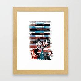 pauliceia Framed Art Print
