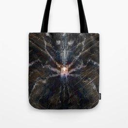 Screaming Reality Tote Bag