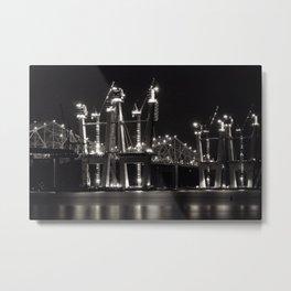 Tappan Zee Bridge Metal Print