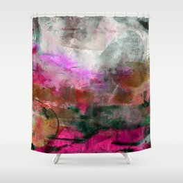 Dream Encounters No.12E by Kathy Morton Stanion Shower Curtain