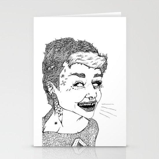DOE EYES Stationery Cards