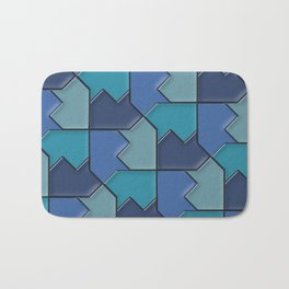 Geometrix 118 Bath Mat