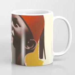 Come to Egypt for sunny days Vintage Travel Poster Coffee Mug