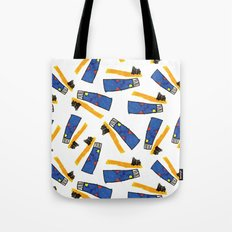 responsible kids II Tote Bag