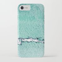 pain iPhone & iPod Cases featuring pain by Claudia Drossert