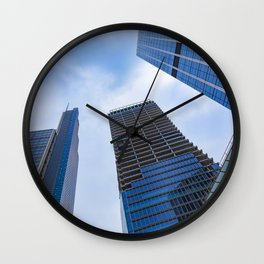Business office building in London Wall Clock