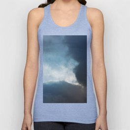 Dark clouds Unisex Tank Top