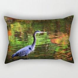 Magic Waters Rectangular Pillow