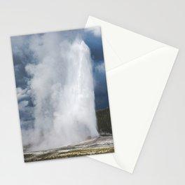 Old Faithful Stationery Cards