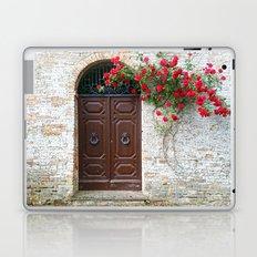 Italian Red Roses Laptop & iPad Skin