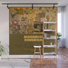 Moonrise Kingdom - Wes Anderson Wall Mural