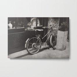 Vintage Ride Metal Print