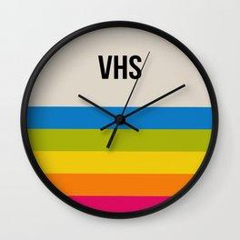VHS Retro Box Wall Clock