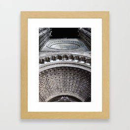 Palma de Mallorca Cathedral - La Seu Framed Art Print
