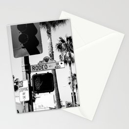 Rodeo Drive Stationery Cards