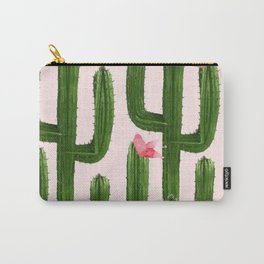Happy Cacti #society6 #decor #buyart Carry-All Pouch