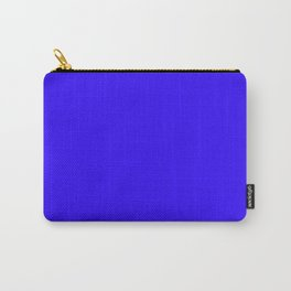 Bright blue Carry-All Pouch