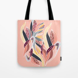 Tribal Chic Tote Bag