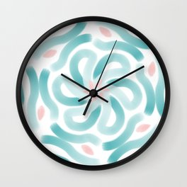 Laguna Summer Wall Clock