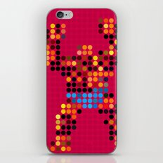 Mr Something iPhone & iPod Skin
