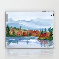 Mirror Lake in Autumn Laptop & iPad Skin