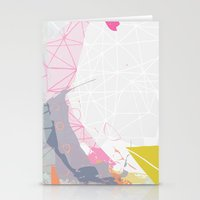 atlas Stationery Cards featuring Atlas by lizzy gray kitchens