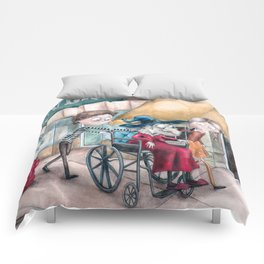 Sweets and Ovens Comforters