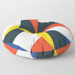 Walte Allner inspired 02 Floor Pillow