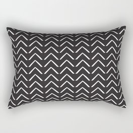 BIG ZIGZAG Rectangular Pillow
