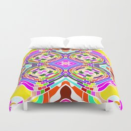 Modern Colorful abstract Pattern SB84 Duvet Cover