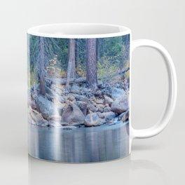 Along The Riverbank Coffee Mug
