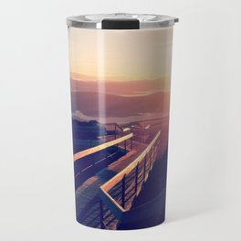 Tasmanian Sunrise Travel Mug