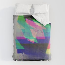 .Glitch Couture Comforters