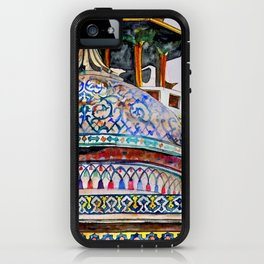 Dome of the Wazir Khan Mosque iPhone Case