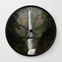 Multnomah wonder! Wall Clock
