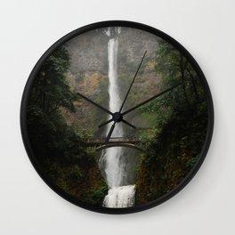 Multnomah wonder! Wall Clock