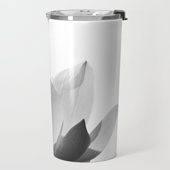 Lotus Flower Travel Mug