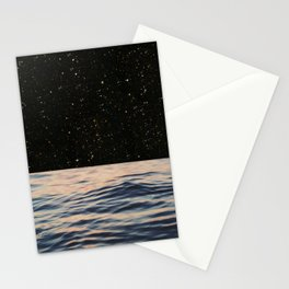 Empty Spaces Stationery Cards