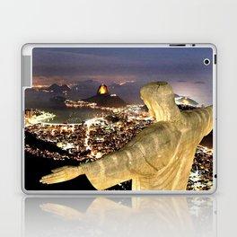 Christ the Redeemer ✝ Statue  Laptop & iPad Skin