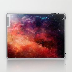 Planetary Soul Violet Laptop & iPad Skin