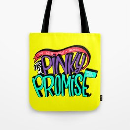 Pinky Promise (PAR101) Tote Bag