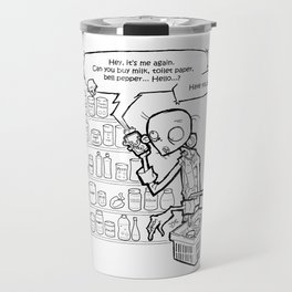 Necromania, Store Travel Mug