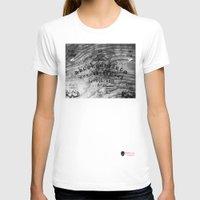 ouija T-shirts featuring Modern Ouija by Capadochio