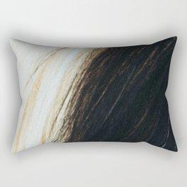 Gypsy Horse Mane rustic decor Rectangular Pillow