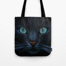 eyes of blue Tote Bag