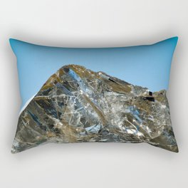 Crystal Mountain Rectangular Pillow