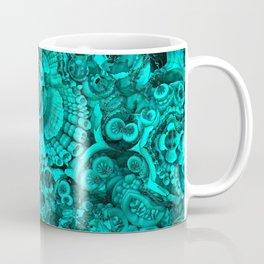 Flotsam & Jetsam II (Teal) Coffee Mug